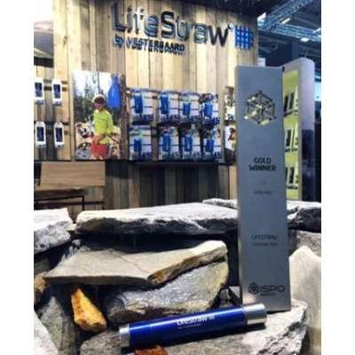 LifeStraw® memenangkan penghargaan di ISPO