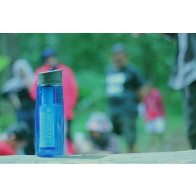 Demo LifeStraw® di Acara Konservasi Lingkungan