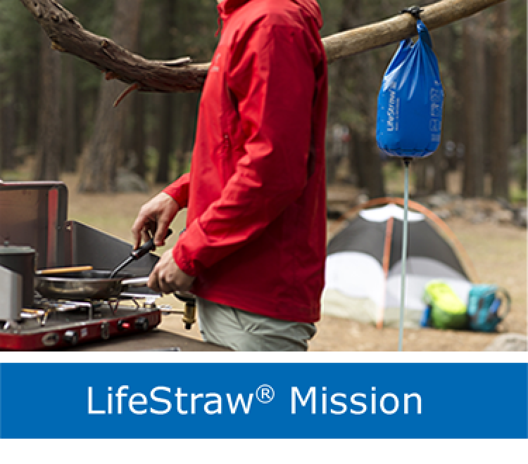 LifeStraw® Mission