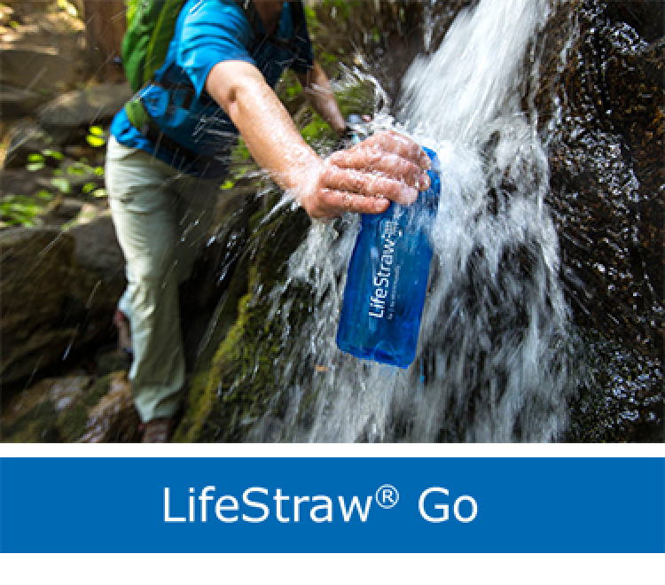 LifeStraw® Go