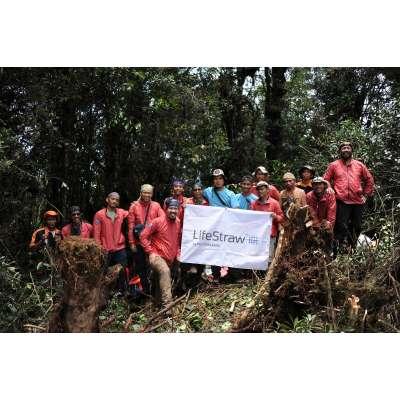 Black Borneo Expedition bersama LifeStraw