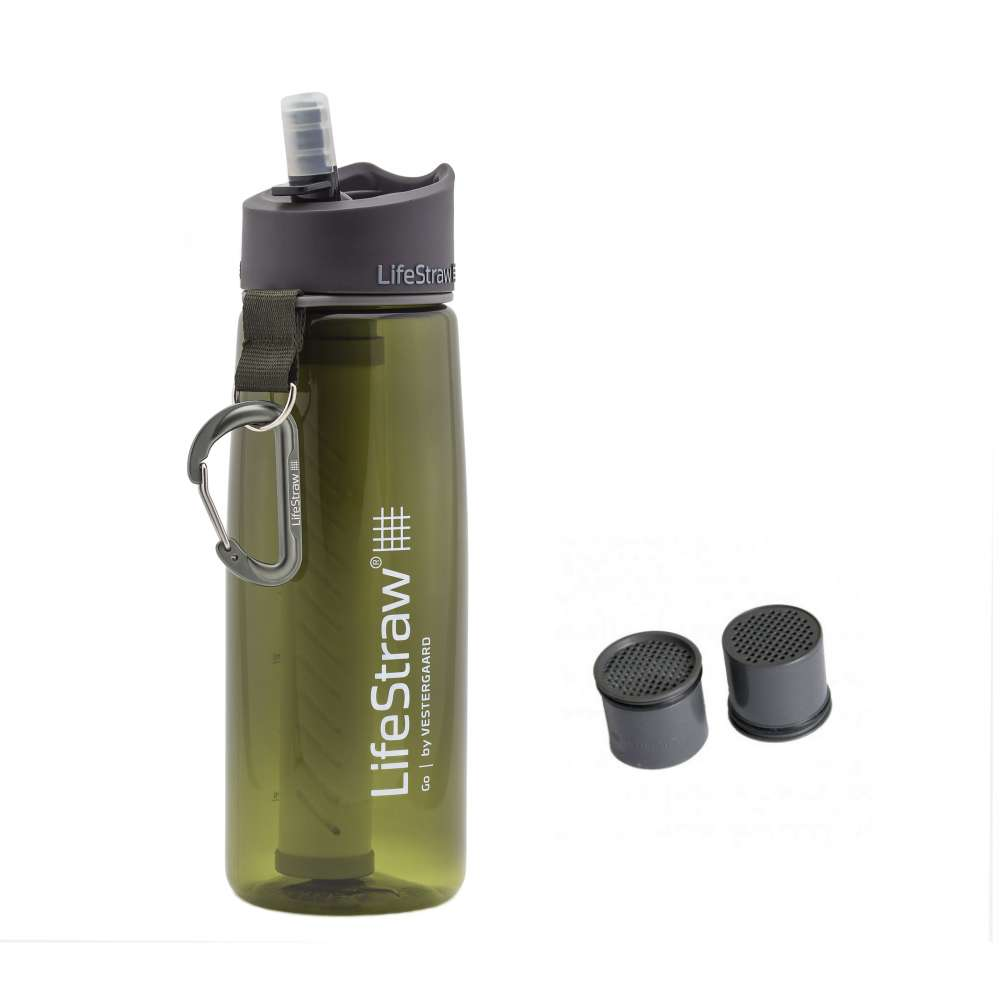 LifeStraw Go Green dengan extra kapsul karbon Photo
