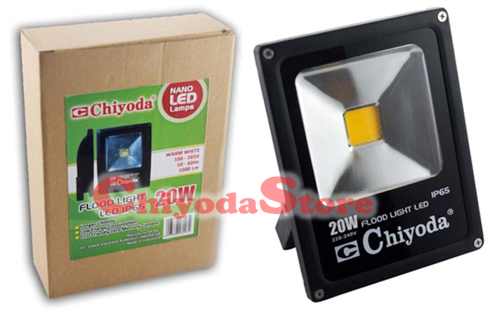 LED FLOOD LIGHT COB 20W Photo