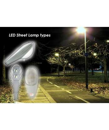 LED STREET LAMP Photo