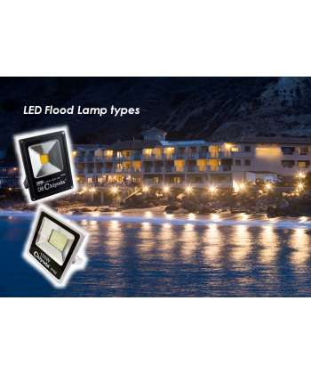 LED FLOODLIGHT HIGH POWER Photo