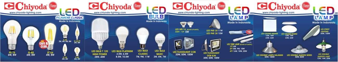 Perusahaan Lampu CHIYODA