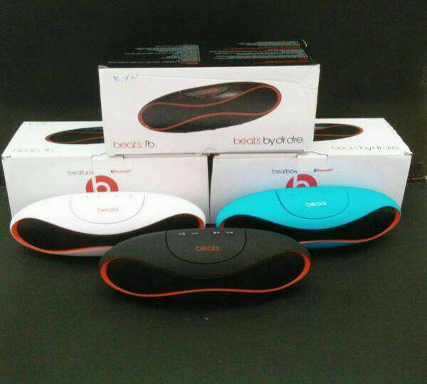 Speaker Bluetooth Beats FootBall - Speaker Kerang Besar Photo