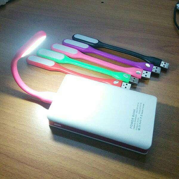 Lampu Emergency LED model sikat gigi Photo