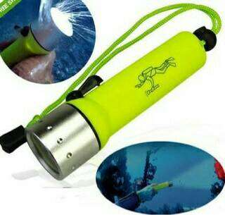 Senter Selam - Flashlight for Diving CREE 3W Photo