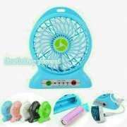 Mini Fan Portable + Power  Bank Photo