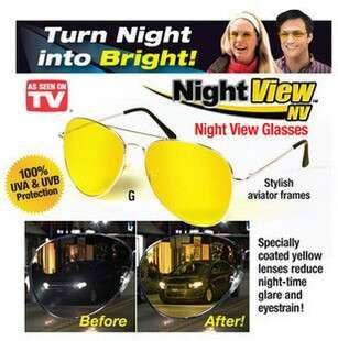 Kaca Mata Night View - Night View Glasses Photo