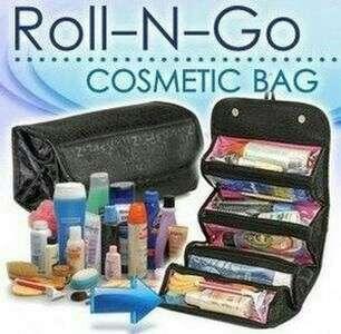 Roll N Go Cosmetic Bag Organizer Photo