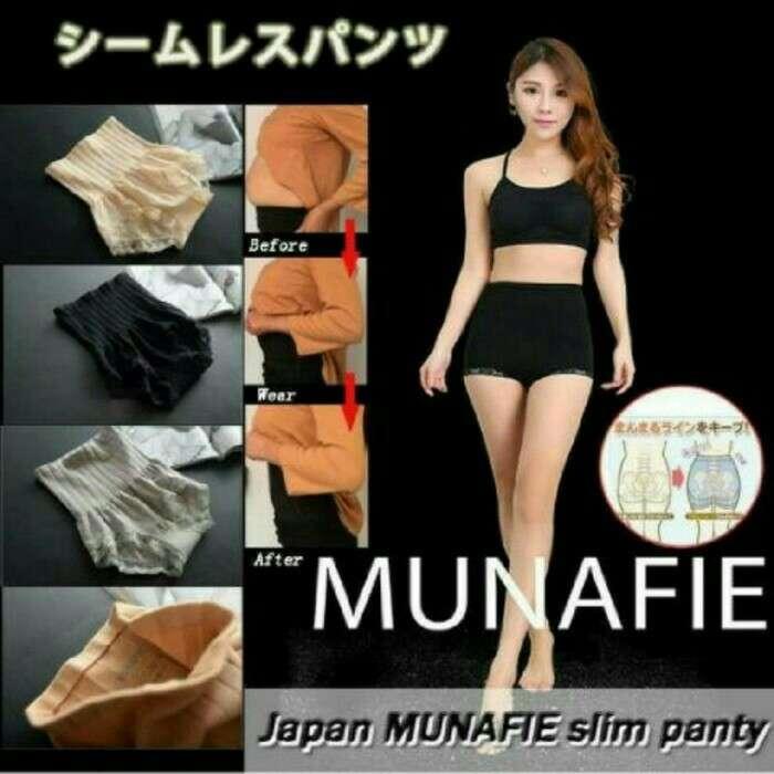 MUNAFIE Korset Slimming Pants / Pakaian Dalam Wanita Photo