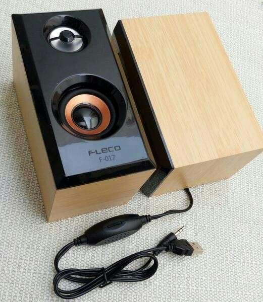 Speaker FLECO F-017 - Speaker Mini Komputer Photo