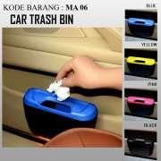 Car Trash Bin - Tempat Sampah Mobil Samping Dashboard Photo
