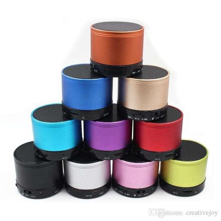 Mini Speaker Bluetooth S10 Photo