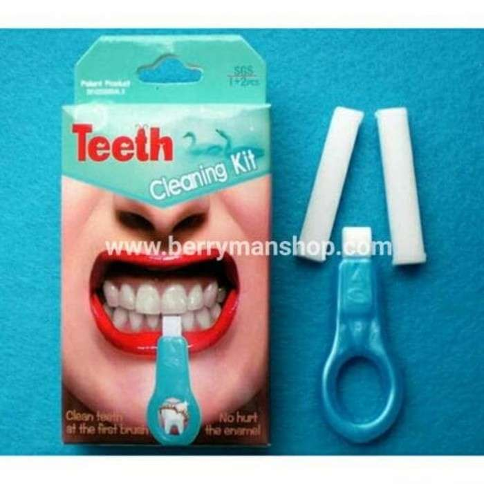 Alat Pemutih Gigi Teeth Cleaning Kit Healthy
