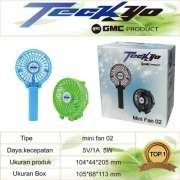 Handy Mini Fan Portable TECKYO 02 Photo