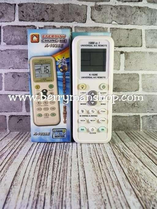 Remot / Remote AC Universal CHUNG HE K-1028E Photo