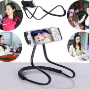 LAZY NECK Holder Smartphone Stand Mount - Holder HP Leher Photo