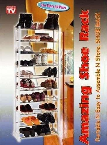 Amazing Shoes Rack - Rak Susun Sepatu & Sandal Photo