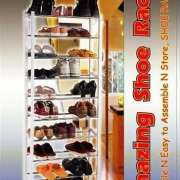 Amazing Shoes Rack - Rak Susun Sepatu & Sandal Photo