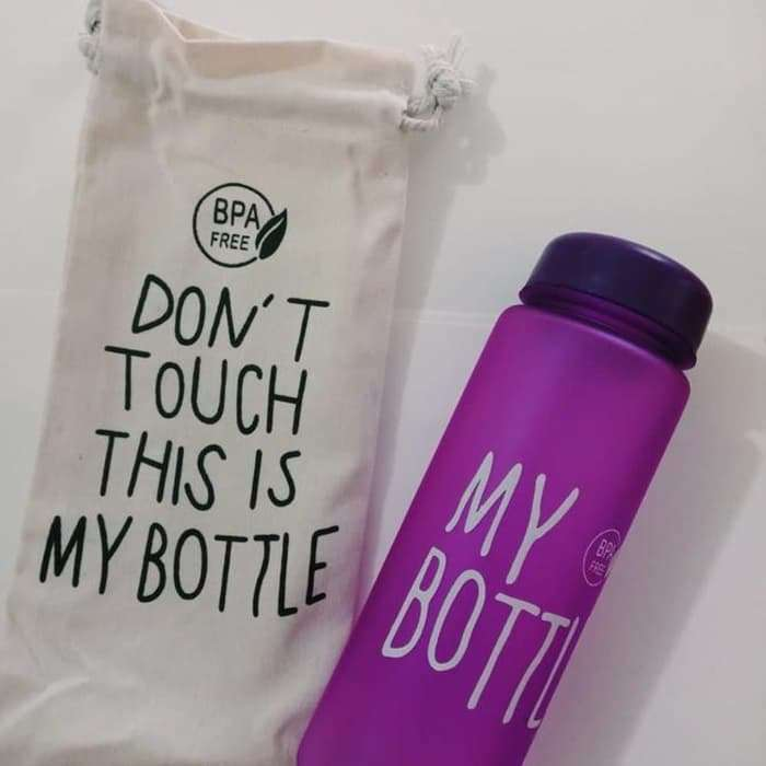 My Bottle DOFF FULL COLOR Infused Water [POUCH KAIN] Photo