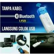 BT-460 DONGLE USB Bluetooth Receiver Audio Music tanpa kabel AUX Photo
