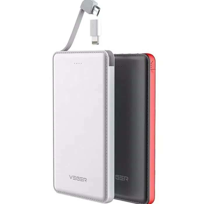 Power Bank VEGER 12000 Mah Photo
