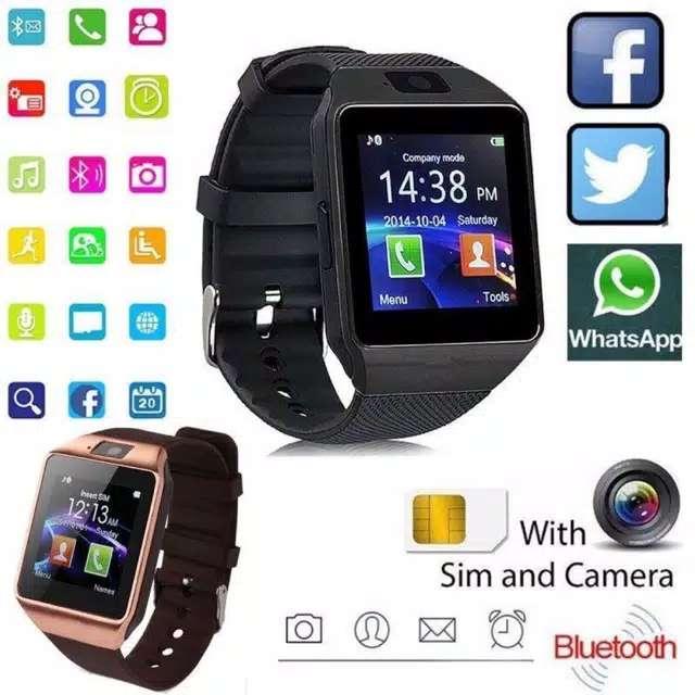 Smart Watch U9 DZ09 Photo