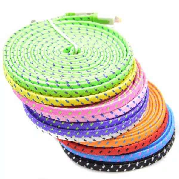 Kabel Gepeng Tali Sepatu 3M Photo