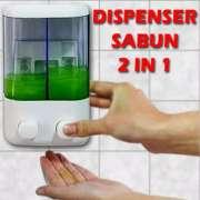 Dispenser Sabun Cair Double Photo