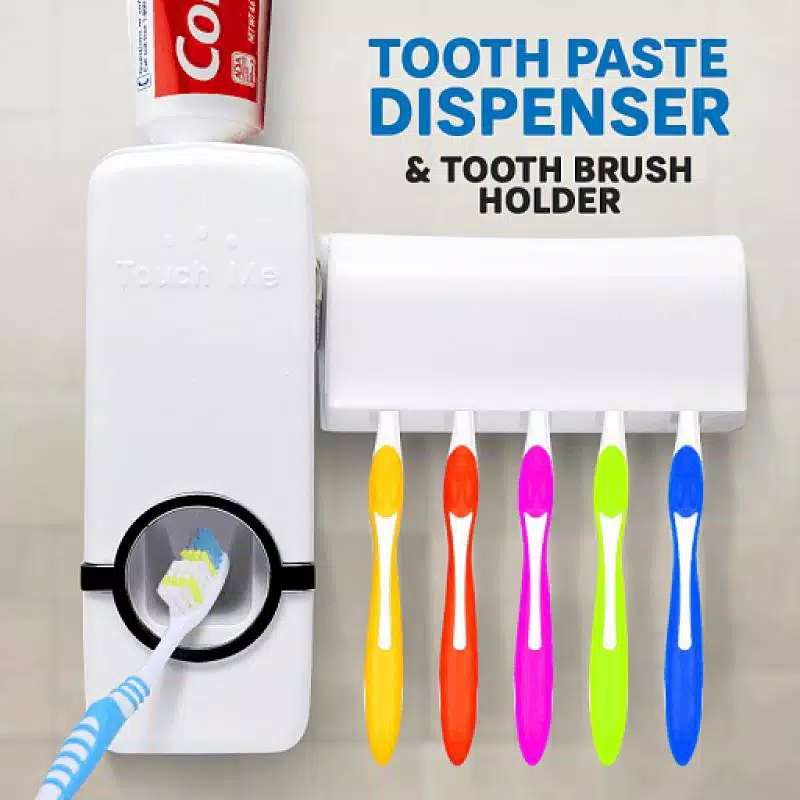 Dispenser Odol - Toothpaste Dispenser Photo