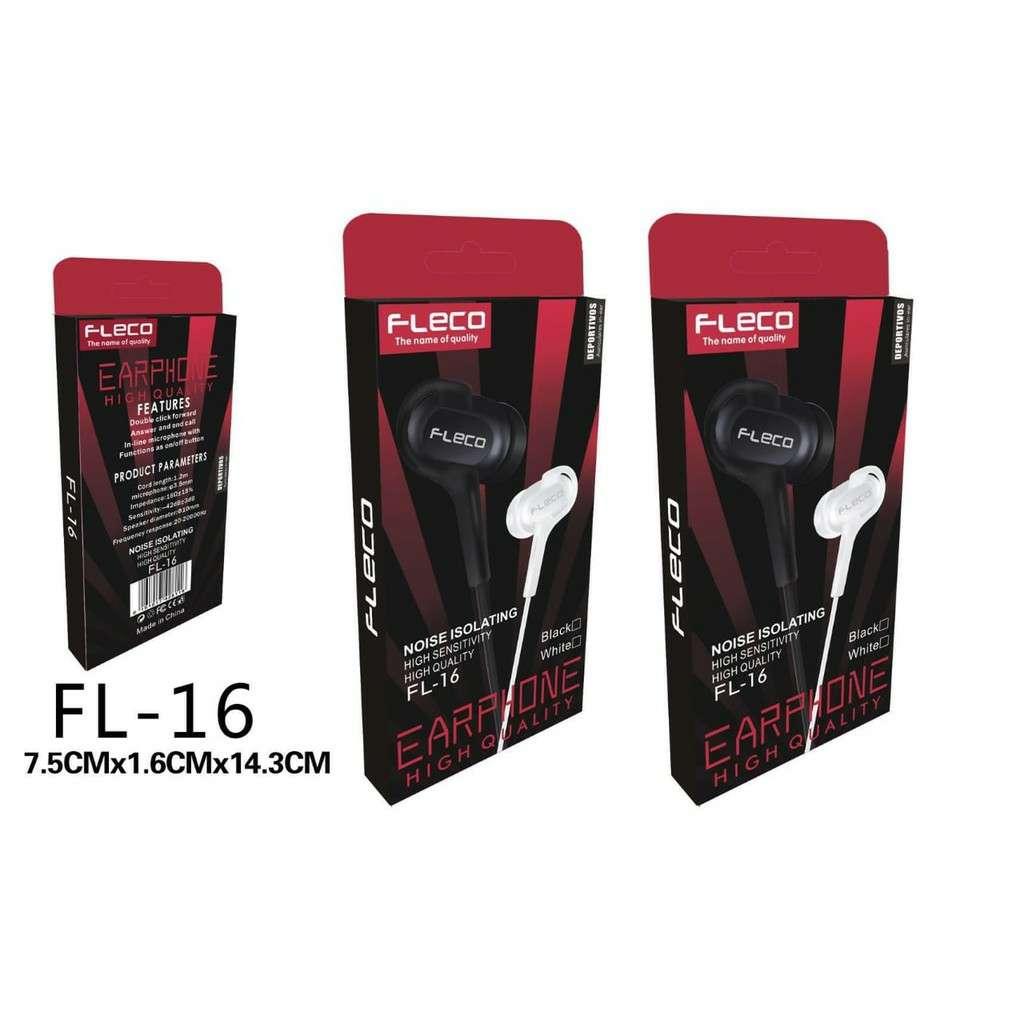 Headset FLECO FL-16 High Quality - Putih Photo
