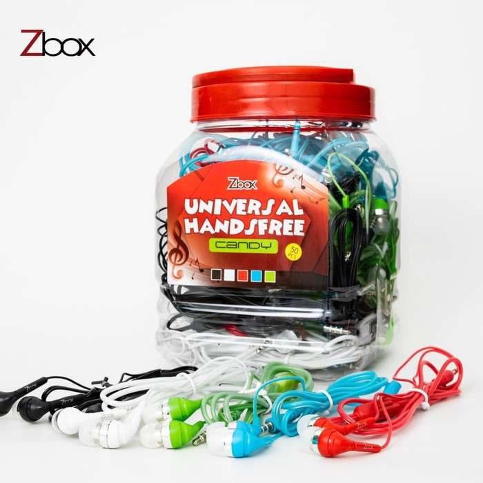 Headset / Handsfree ZBOX Candy TOPLES Photo