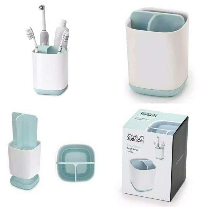 TEMPAT SIKAT GIGI 3 SEKAT - Toothbrush Caddy Photo