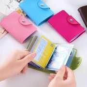 Dompet Kartu ATM Credit Card Kartu Nama Impor - CARD HOLDER CLIP Photo