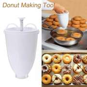 Alat Pembuat Adonan Donat - CETAKAN DONAT DROP Donut Maker Tool Photo
