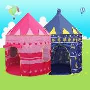 TENDA BERMAIN ANAK Model Castle - Kids Portable Tent Material Polyeste Photo