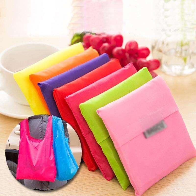 Baggu Bagcu Shopping Bag - Tas Belanja Jinjing Modis Lipat Praktis Photo