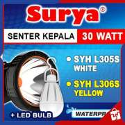 Senter Kepala Selam LED 30W SURYA SYH L305S Water Resistant Photo