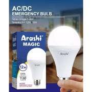 Lampu Bohlam Emergency LED ARASHI MAGIC 12W Photo