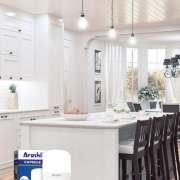 Bohlam Lampu LED ARASHI CAPSULE 5W 10W 15W 20W Cahaya Putih - 5 WATT Photo