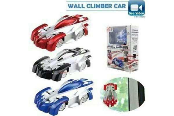 RC WALL CLIMBER CAR (MAINAN RC MOBIL PANJAT DINDING) Photo