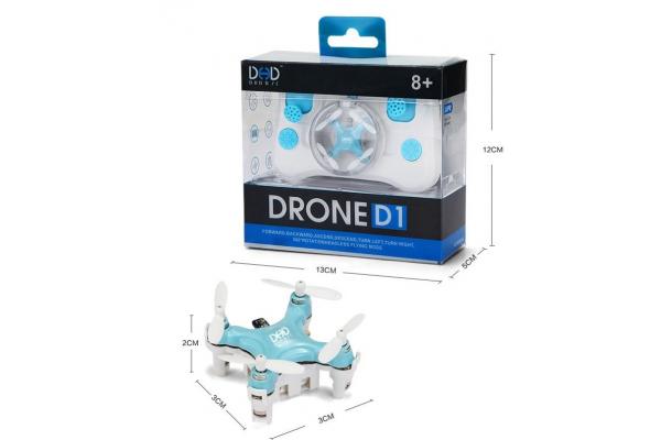 RC MINI DRONE D1 (MAINAN RC DRONE MUNGIL D1) Photo