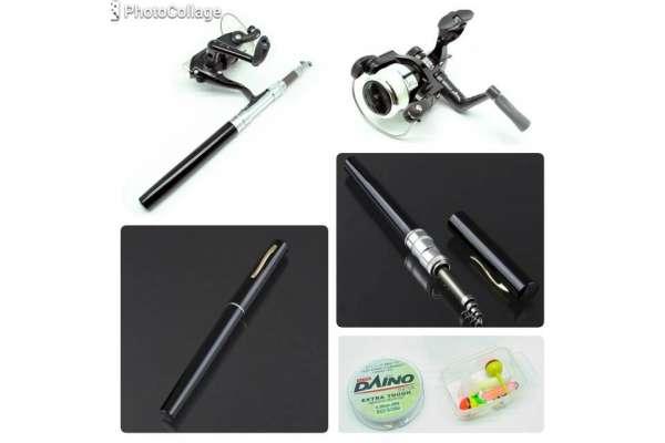 Pen Fishing Rod Length 1.6M (Pen Fishing/Pancingan Praktis) Photo