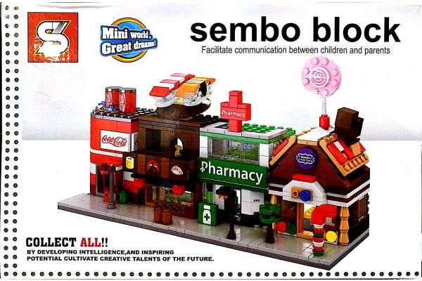 LEGO BLOCK COCA COLA COMBINED Photo