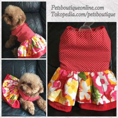 Santa Baby Dress Petfetch brand Photo
