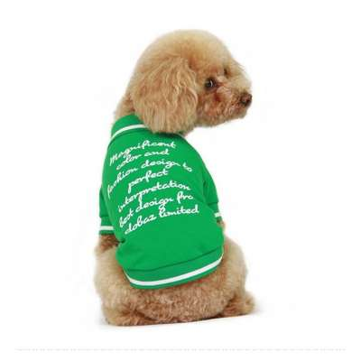 Pet Polo Tee Green Photo