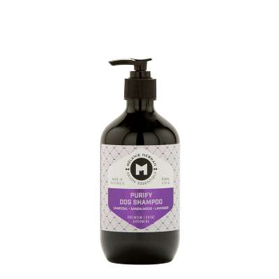 Purify Dog Shampoo - 500ML - Melanie Newman Salon Essential Photo